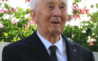 Pfarrer Hans Hammer verstorben